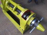 Máquina espiral pequena da imprensa de petróleo
