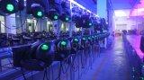 Mini luz principal movente do ponto do efeito do Gobo do diodo emissor de luz 40W