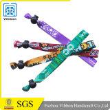 Bracelets de bracelets de qualité d'approvisionnement tissés