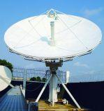 antenne satellite de Rxtx de station terrestre de 11.3m