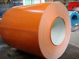 カラーは鋼鉄コイルの製造者に塗るか、または電流を通されたコイルをPrepainted