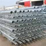 Andaimes galvanizados aço da construção de Q235 Ringlock