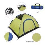 Doppelte Schicht-doppelte Tür-kampierendes Zelt-Freizeit-Zelt (UV30)