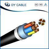 mittleres Kupfer-Leiter-Stahlband-gepanzertes Energien-Kabel der Spannungs-600/1000V