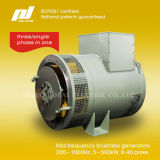 6kVA-1250kVA gerador sem escova ISO9001 do alternador da C.A. de Synchlonous de 3 fases