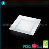 Placas plásticas al por mayor claras disponibles