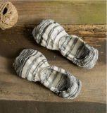 Retre Tief schnitt für Mann-unsichtbare Socke