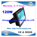 Yaye 18 Ce/RoHS des Zustimmungs-neuestes Entwurfs-30With40With50W LED Flut-Licht IP65 Tunnel-des Licht-/LED