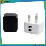 QC 2.0는 빨리 (최대) 이중 USB 여행 충전기 3.4A를 비용을 부과한다
