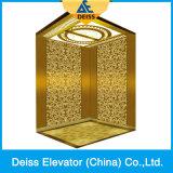 Ascenseur sans engrenages de passager de maison de villa de traction de la Chine Vvvf de qualité de FUJI