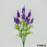 Lavanda artificial/plástica/de seda Bush (3109010) de la flor