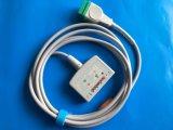 Duitsland-Marquette 11pin Aha 10 de Kabel van de Boomstam EKG/ECG