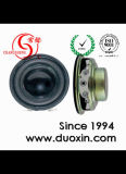 4ohm 3W 40mm Bluetoothの拡声器の低周波ゴム製円錐形のスピーカー