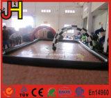 La pista de raza inflable gigante va pista que compite con de Kart