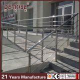 Balustrades en métal/pêche à la traîne extérieures escalier en métal (DMS-B2258)