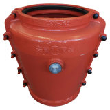 Rohr-Reparatur-Schelle Z300, Rohr-Reparatur-Kupplung für Ccp-konkretes Rohr, undichte Rohr-schnelle Reparatur
