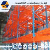 Hochleistungs Ladeplatten-Zahnstange von der Nova-Logistik zurück drücken