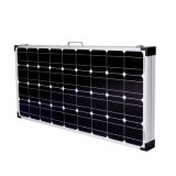 (2PCS X100W) painel solar do silicone 200W Monocrystalline Foldable