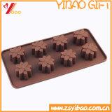 Schokoladen-Silikon-Form Ketchenware Gerätetellersegment Customed (YB-HR-27)