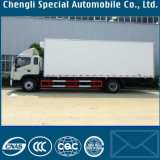 4X2 군 녹색 Army Green 밴 Lorry Truck