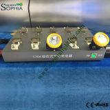 コードレスヘッドランプの安全ランプのための充電器の料金ラック