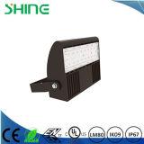 40W LED Wand-Satz-Vorrichtungs-Licht kommerzielles im Freien aufbauendes Shoebox Licht