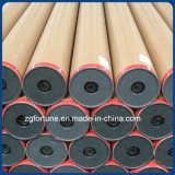 Alta resistencia del hilo Frontlit bandera de la flexión de PVC mate materiales de impresión lateral doble
