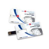Farbenreiches USB-Karten-Blitz-Laufwerk für Förderung mit Ihrem Firmenzeichen