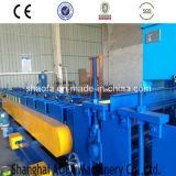 Estaca hidráulica e rolo de perfuração da forma do sistema C que dão forma à máquina