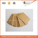 Étiquette en plastique directe personnalisée de chaîne de caractères d'usine de prix concurrentiel de qualité