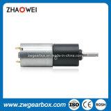 Hoge Efficiency 16mm Mechanische Versnellingsbak van de Toestellen van het Metaal