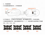 Macchine fotografiche orali dentali senza fili economiche dell'endoscopio di WiFi