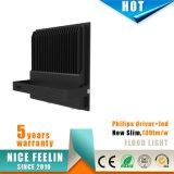 Neues dünnes IP65 100W LED Flut-Licht mit 5 Jahren Garantie-