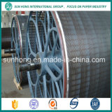 ペーパー縮充のためのステンレス鋼シリンダー型