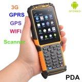 Android неровный блок развертки Barcode RFID POS терминальный Handheld с камерой Ts-901
