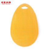 Escova do silicone da alta qualidade/ferramentas limpas da cozinha/pedágios limpos silicone do prato