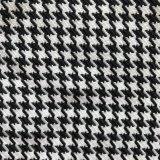 600d de houndstooth-gevormde Stof van Oxford van de Jacquard voor Zakken/Luggages/Kledingstuk