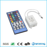 регулятор иК ключевого радиотелеграфа 12V 2A RGBW Rgbww 40 дистанционный для света прокладки 5050 СИД