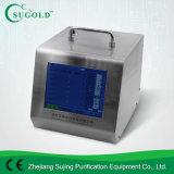 Y09-310LCD de batterij stelde de Teller van het Deeltje van de Laser van 28.3L/Min in werking