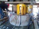 Tuffatore vuoto sostituto Jack10-1000t idraulico del doppio di alta qualità