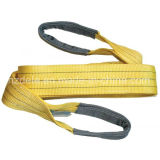 1ton Lifting Belt Flat Webbing Sling