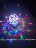 modelo del Gobo 12*3W con la luz giratoria del efecto de la bola mágica de rayo láser del LED