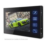 """7 """" TFT LCD Bildschirm-videotürklingel mit Aufnahme-Funktion"""