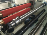 Machine à stratifier de papier à feuille d'aluminium adhésif conducteur