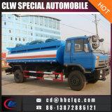 De Tankwagen van de Olie van Dongfeng 2400gallon tankt De Vrachtwagen van de Olietanker bij