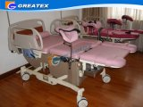 Ce FDA Certified Hospital Birthing Delivery Bed for Clinic and Medical Center (GT-OG802)