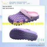 As sandálias unisex as mais atrasadas das obstruções, obstruções da espuma com a anti sola do enxerto