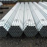 Tubo galvanizzato tuffato caldo superiore di qualità ASTM A53 A500 BS1387 per costruzione