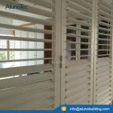 Justierbare hölzerne Luftschlitz-Blendenverschluss-Panel-Türen
