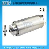150mm 직경 12.5kw 물 냉각 가는 CNC 대패 스핀들 모터